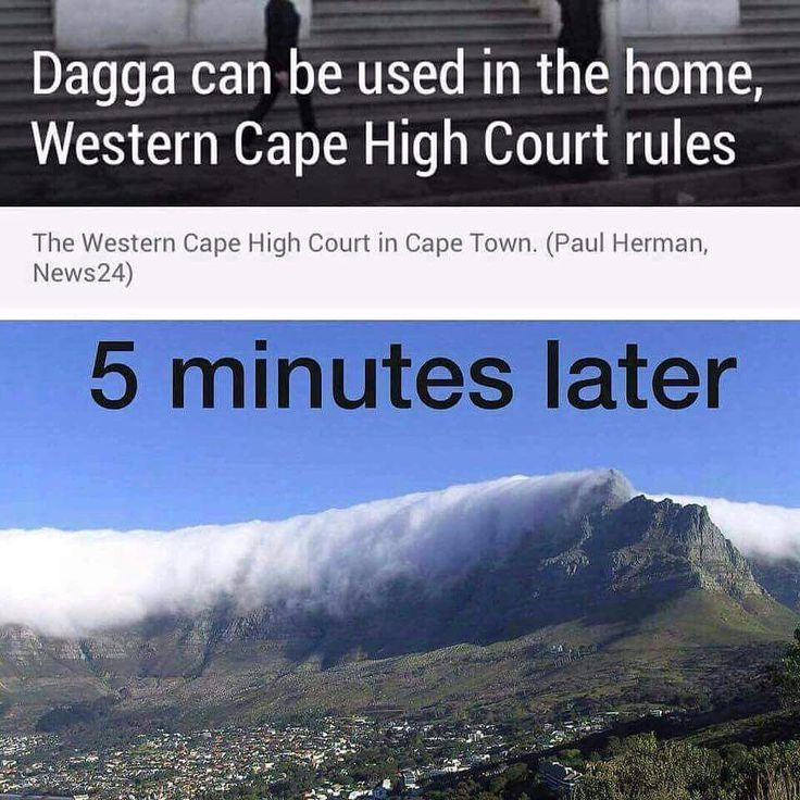 Good ol' Cape Town  #highcourt #capetown #legalweed