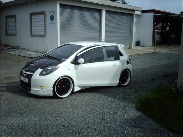Southwestengines Modified Toyota Yaris Rs 2007 Modified Toyota Pinterest Toyota Cars And