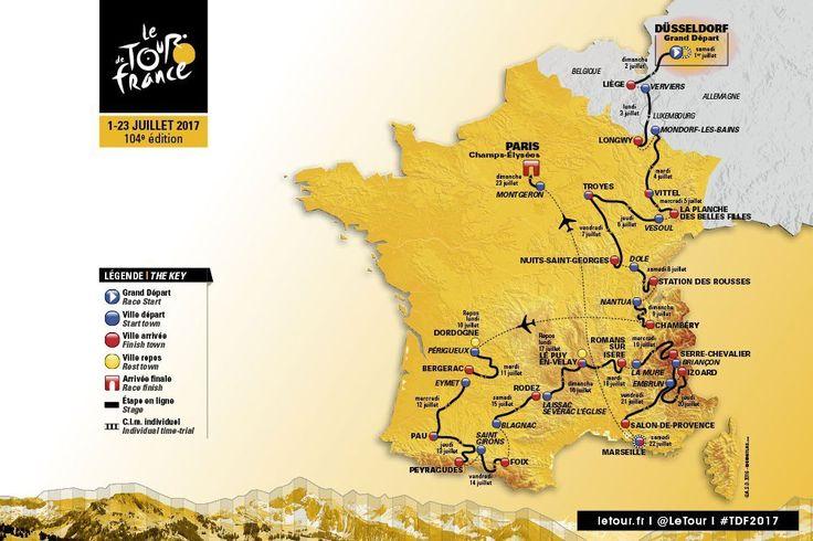 Turul Frantei – Le Tour de France 2017