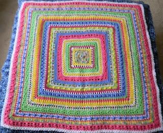 Faeries- Sampler Baby Afghan Pattern