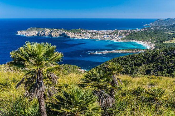 Майорка, Балеарские острова, Испания #подпишисьнагруппу #лайкни #сделайрепост