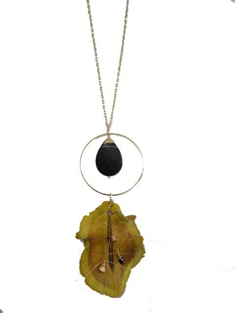 jacaranda Necklace