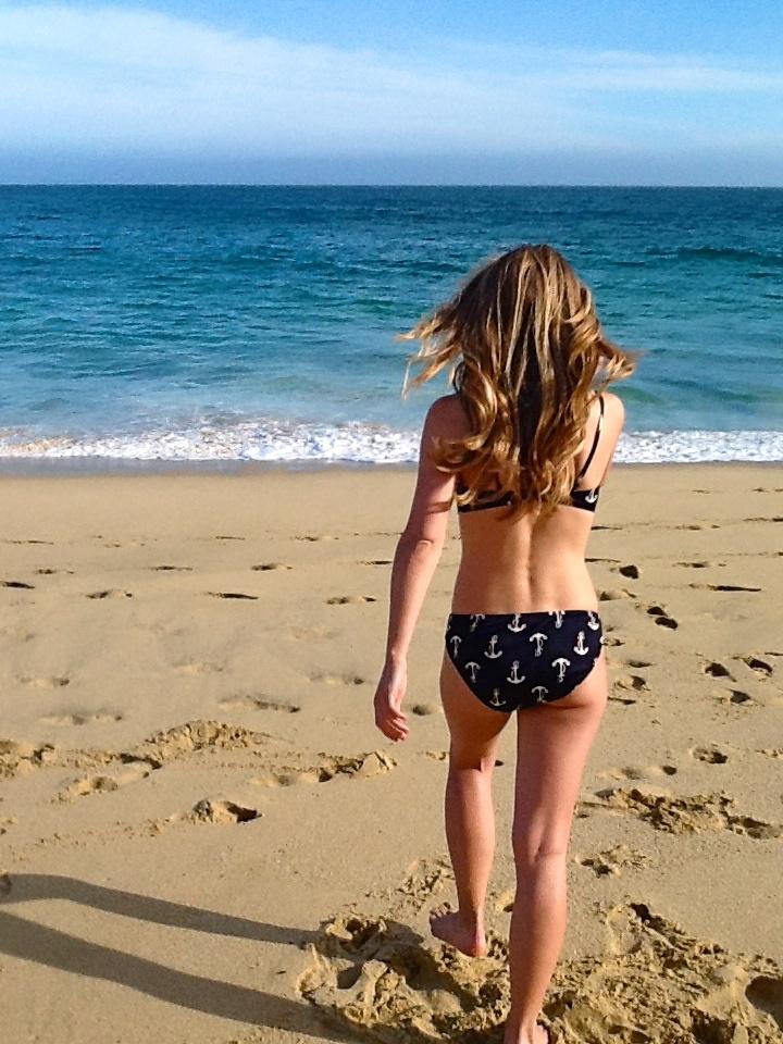 J. Crew Anchor Bikini