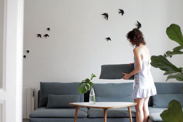 10 trucos de orden en casa DECO, DECO - Checosa  http://stylelovely.com/checosa/2017/06/10-trucos-orden-casa
