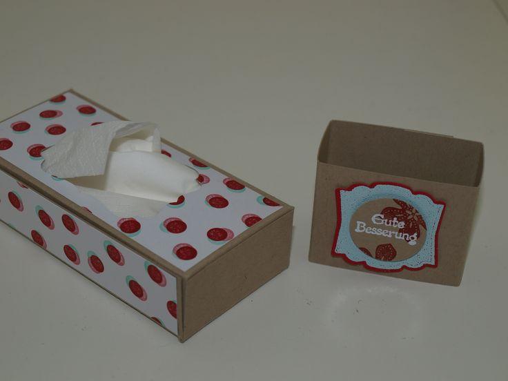 Stampin' Up! - Taschentücher-Box