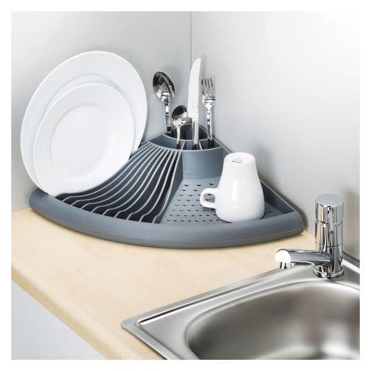 optimisez votre coin cuisine vier avec ce pratique gouttoir vaisselle d 39 angle http www. Black Bedroom Furniture Sets. Home Design Ideas