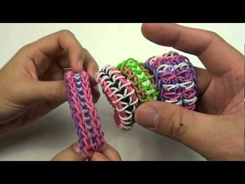 loom bands with fork instructions