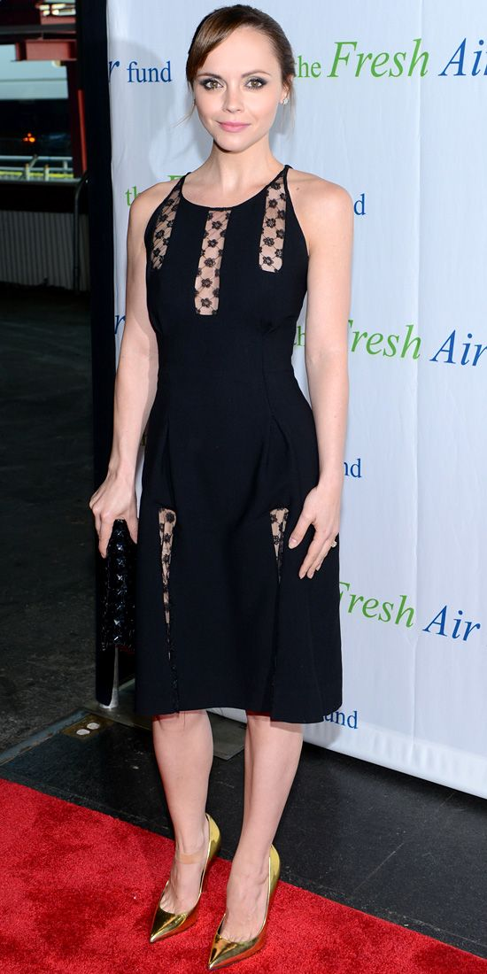 Look of the Day photo | Christina Ricci