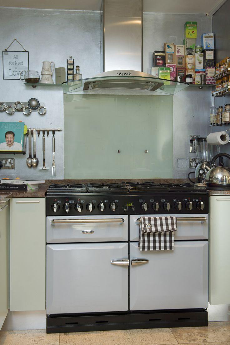 Wonderful Stanley Supreme Deluxe 110cm In Pearl Ashes · Range CookerCountry KitchenCookersKitchen  DesignsAshSupremeRangesMindful ...