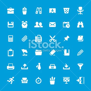 Office and Paperwork iconset