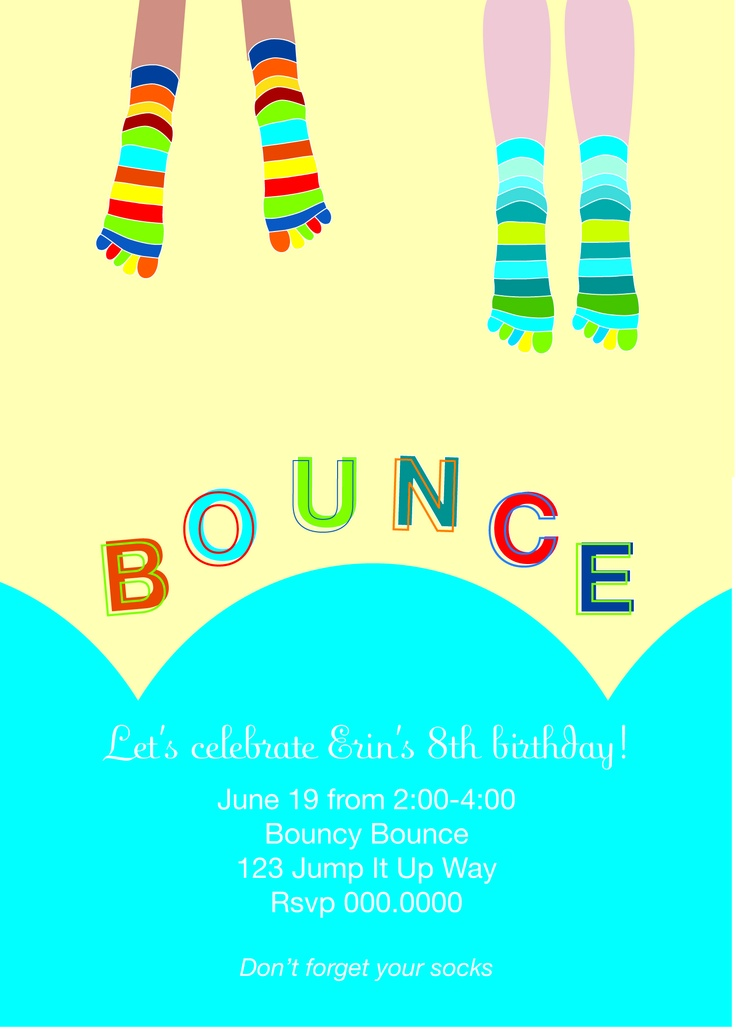 17 best images about bounce party on pinterest free printable birthday cakes and food allergies. Black Bedroom Furniture Sets. Home Design Ideas