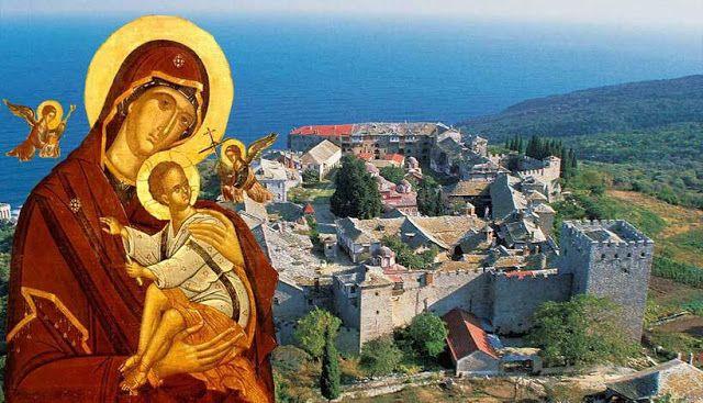 Παναγία Ιεροσολυμίτισσα : Γιατί οι άνθρωποι επισκέπτονται το Άγιον Όρος