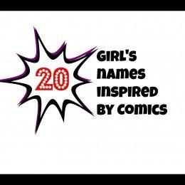 BabyZone: 20 Comic Book Inspired Baby Girl Names