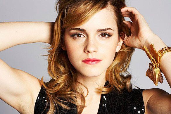 10. Emma Watson: con tan solo 23 años, la actriz de Harry Potter es una de las más deseadas del mundo.