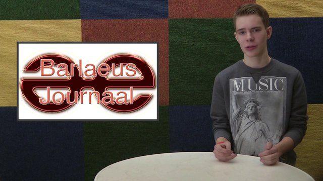 Barlaeus Journaal Editie #3 2014 7 januari.