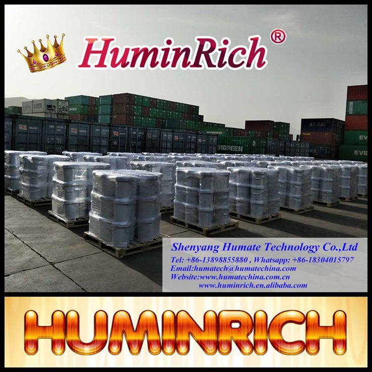 HuminRich Contain Humic Acid Fulvic Acid Potasisum Humate Liquid Fertilizer