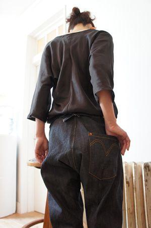 levi 39 s vintage clothing u s a 1878 pantaloons jeans. Black Bedroom Furniture Sets. Home Design Ideas