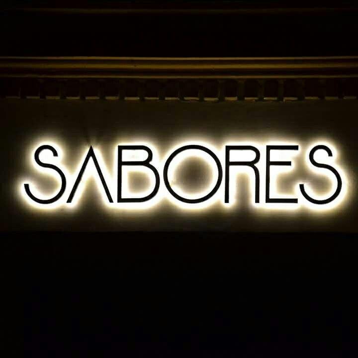 #sabores #saborestapas #logo #design