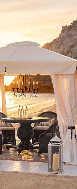 Serene Cabana - Outdoor Dining