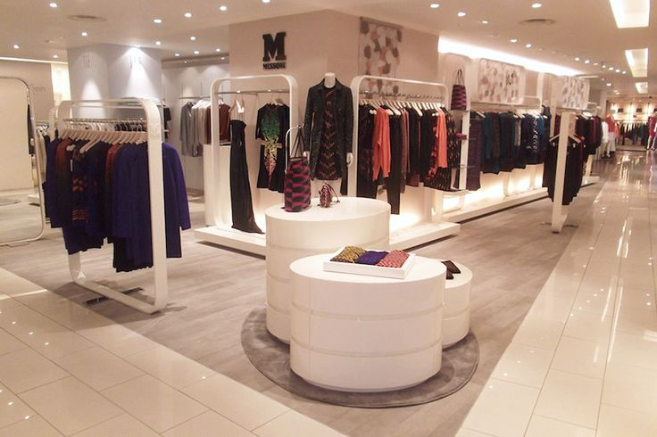 #MMissoni Corner | Harvey Nichols Knightsbridge | #London | Fall 2013 Collection