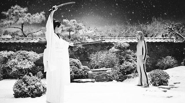 "Reposting @cinefilosfrustrados: ""That women deserves her revenge and we deserve to die"". - #killbillvol1 (2003). 🎥 Directed by #quentintarantino. . . . #cine #cine #cinematography #film #filmmaker #filmphotography #filmisnotdead #photo #photographer #photography #foto #fotografia #fotografo #fotografias #photographys #pic #picture  #wallpaper #background #art  #arte"