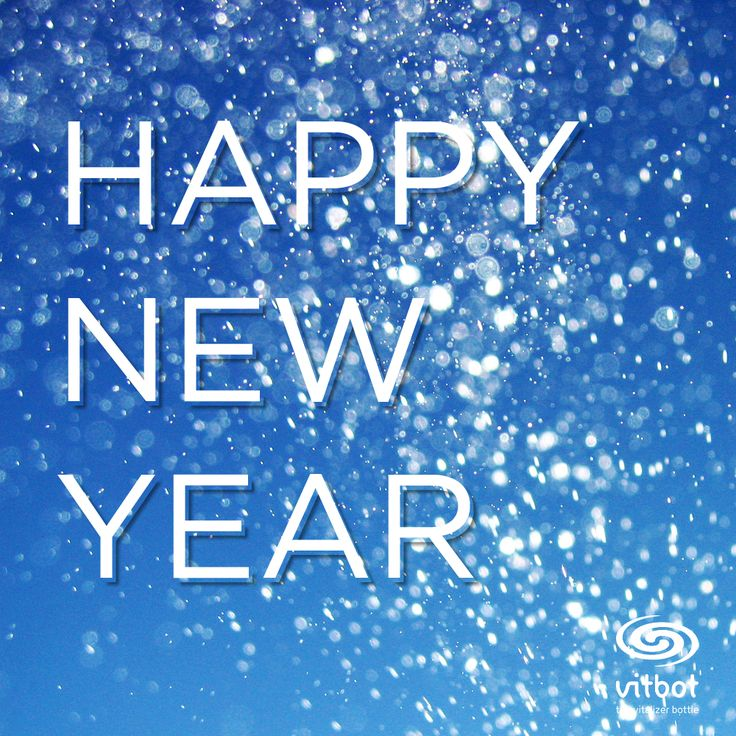 Happy New Year! from all of us at #vitbot
