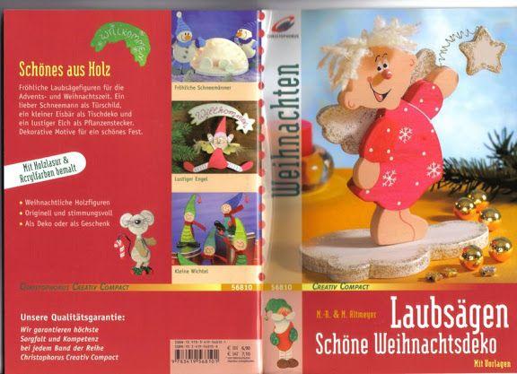 Christophorus - Laubsagen Schöne Weihnachtdeko - Subtomentosus Xerocomus - Picasa Albums Web