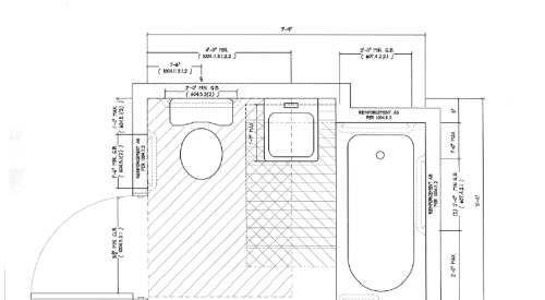 Ada Hotel Room Floorplan Google Search Ada Ada Bathroom