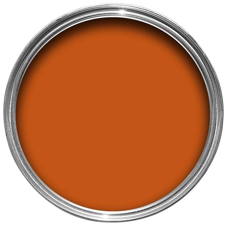 Dulux Feature Wall Moroccan Flame Matt Emulsion Paint 1.25L | Departments | DIY at B&Q