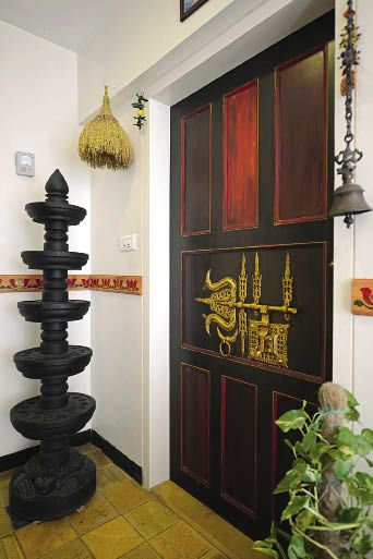 140 best chettinad homes images on pinterest chettinad for Traditional indian interior design