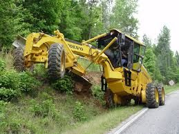 Volvo Motor Grader Image result for wabco scrapers at work