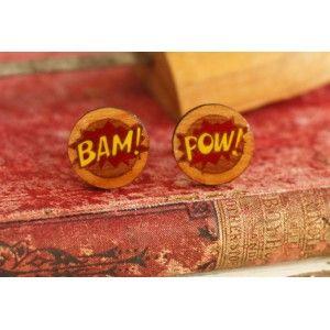 BAM/POW Cufflinks