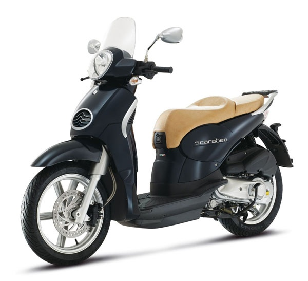 Aprilia Scarabeo 200 scooter