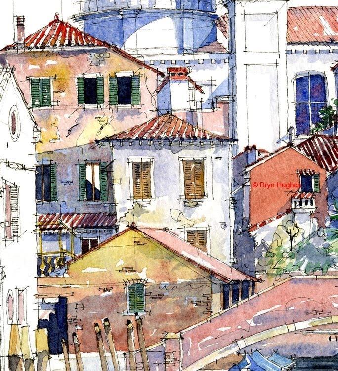 Bryn Hughes, Venezia