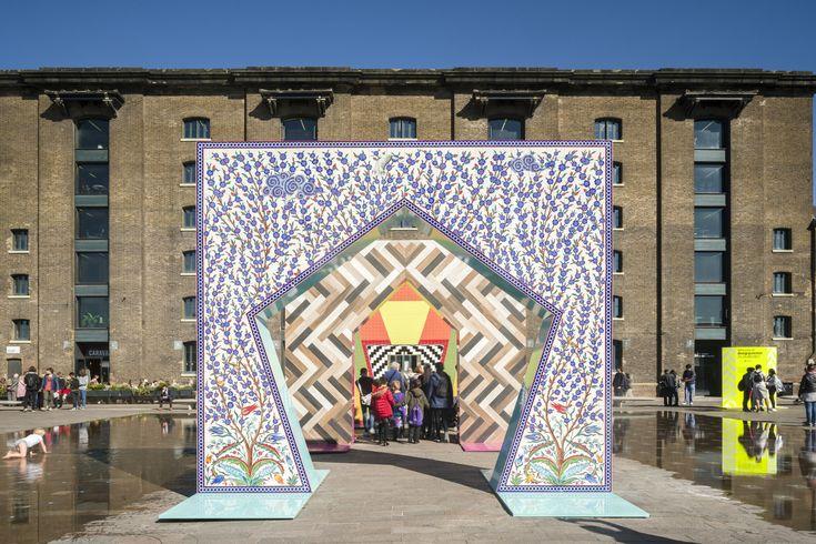 "Gallery of Adam Nathaniel Furman to Create ""Paddington Pyramid"" for 2019 London Design Festival – 5"