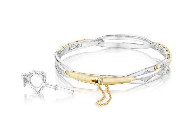 The Promise Bracelet :: Design collaboration with Tacori #Promise