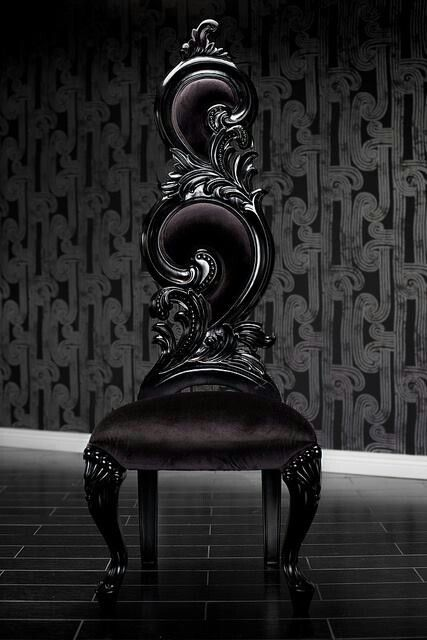 Dark & Lovely Chair