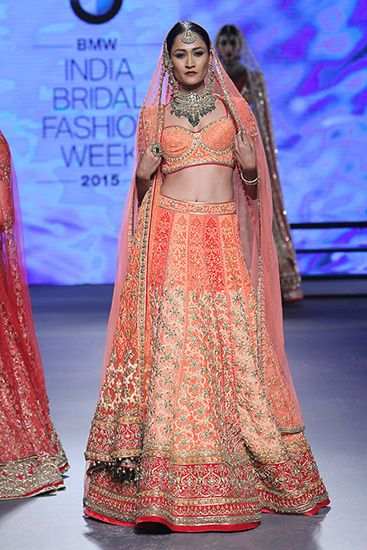 Tarun Tahiliani - BMW India Bridal Fashion Week 2015