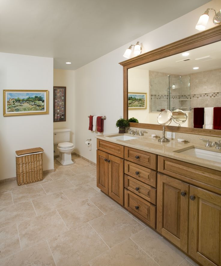 170 best images about master bath on pinterest master for Warm bathroom designs
