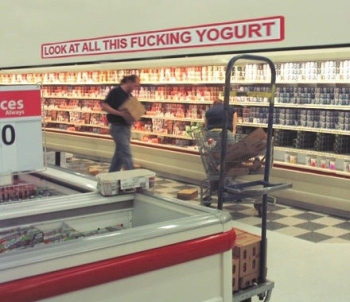 Yogurt funny