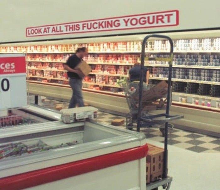 Yogurt funny