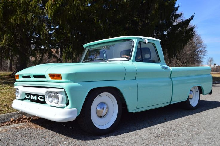 632 Best 60 66 Chevy Gmc Trucks Images On Pinterest