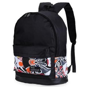 Vintage Print Backpack, available in 5 different models! Casual style. On sale!