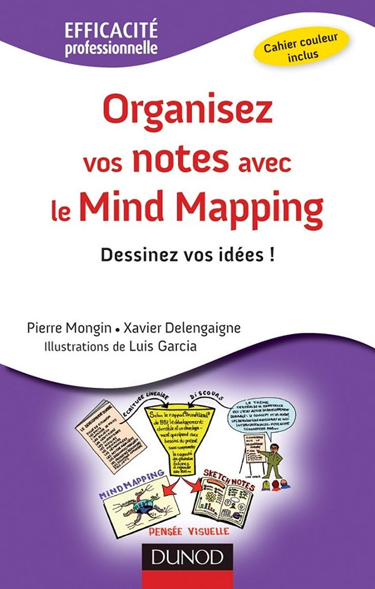 Organisez vos notes avec le Mind Mapping : Dessinez vos idées ! (Efficacité professionnelle) eBook: Pierre Mongin, Xavier Delengaigne, Luis Garcia: Amazon.fr: Boutique Kindle