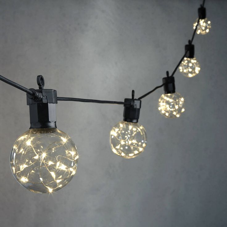 1000+ ideas about String Lights Outdoor on Pinterest Solar String Lights, String Lighting and ...
