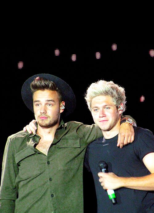 Aug 5, 2015   East Rutherford / Two of my babes, they were SO good last night it was amazing!