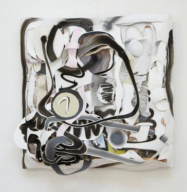 """Saatchi Online Artist Bruce Ingram; Collage, """"Untitled"""" #art"""