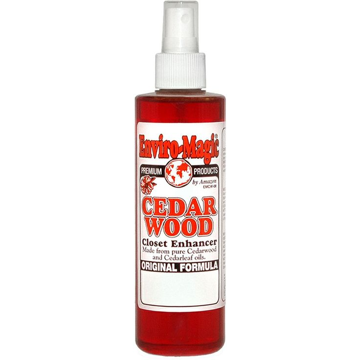 Enviro Magic Cedar Wood Closet Enhancer Amazon Premium