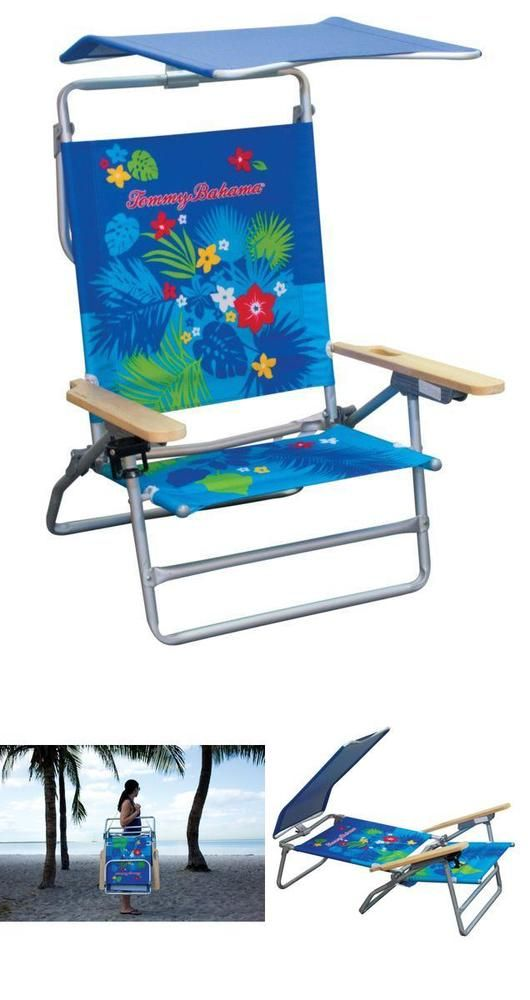 The Tommy Bahama King Sized Kahuna Is Our Widest Most Comfortable And Versatile Beach Chair It Adjusts To 5 Pos