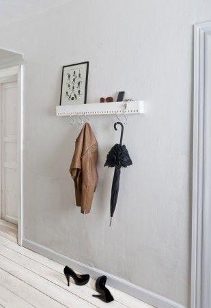 Wandrek/kapstok So-Hooked L - NOMESS https://www.livingdesign.be/nl/merken/nomess